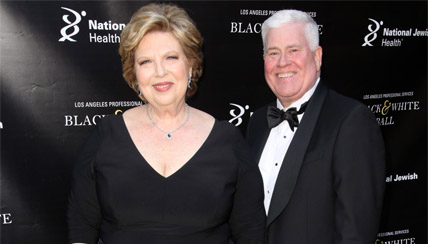 Event Honoring Gail Bernstein and Noel Ryan Raises More Than $500,000 for National Jewish Health