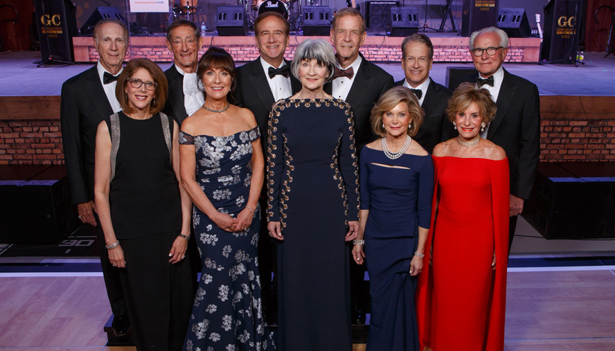 The 20th Anniversary Beaux Arts Ball presented by the Morgridge Family Foundation raised over $2.2 million to support National Jewish Health, the leading respiratory hospital in the nation.