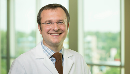 Cardiologist Dr. Niels Engberding Joins National Jewish Health