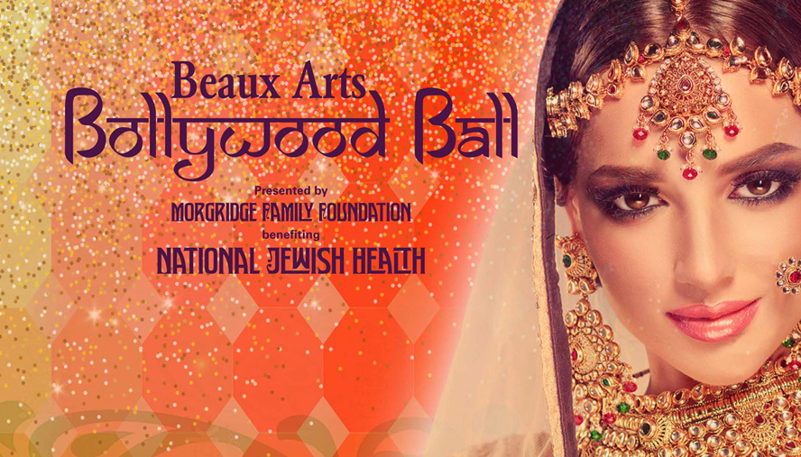 Beaux Arts 'Bollywood' Ball Benefiting National Jewish Health Will Heat Up Denver on Feb. 24