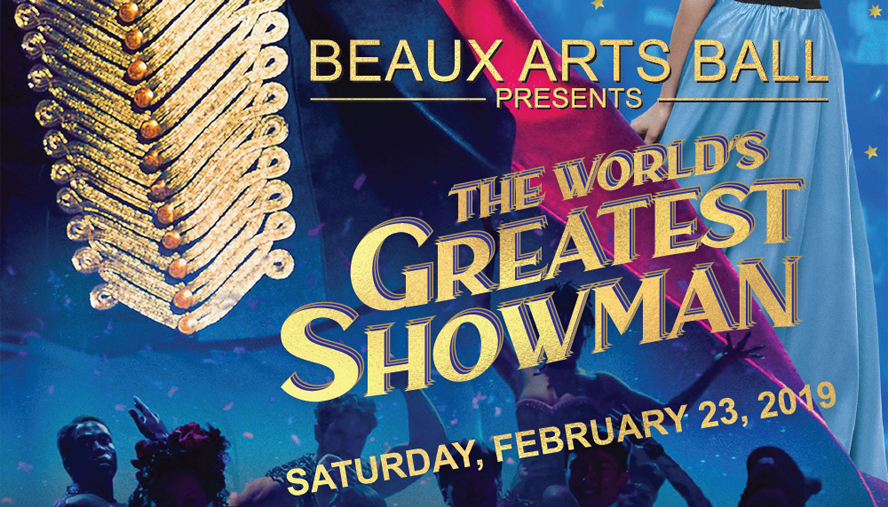 'The World's Greatest Showman' theme takes Beaux Arts Ball Benefiting National Jewish Health to New Heights