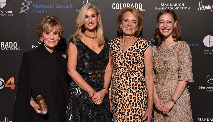 Rev the Runway Event Raises $230,000 for Research and Treatment at National Jewish Health