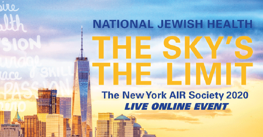 New York AIR Society Event Features National Jewish Health Frontline Doctors