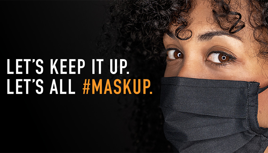 National Jewish Health Joins Top U.S. Hospitals to Encourage Everyone to #MaskUp