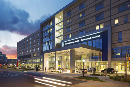 New Hospital Advances Collaboration
