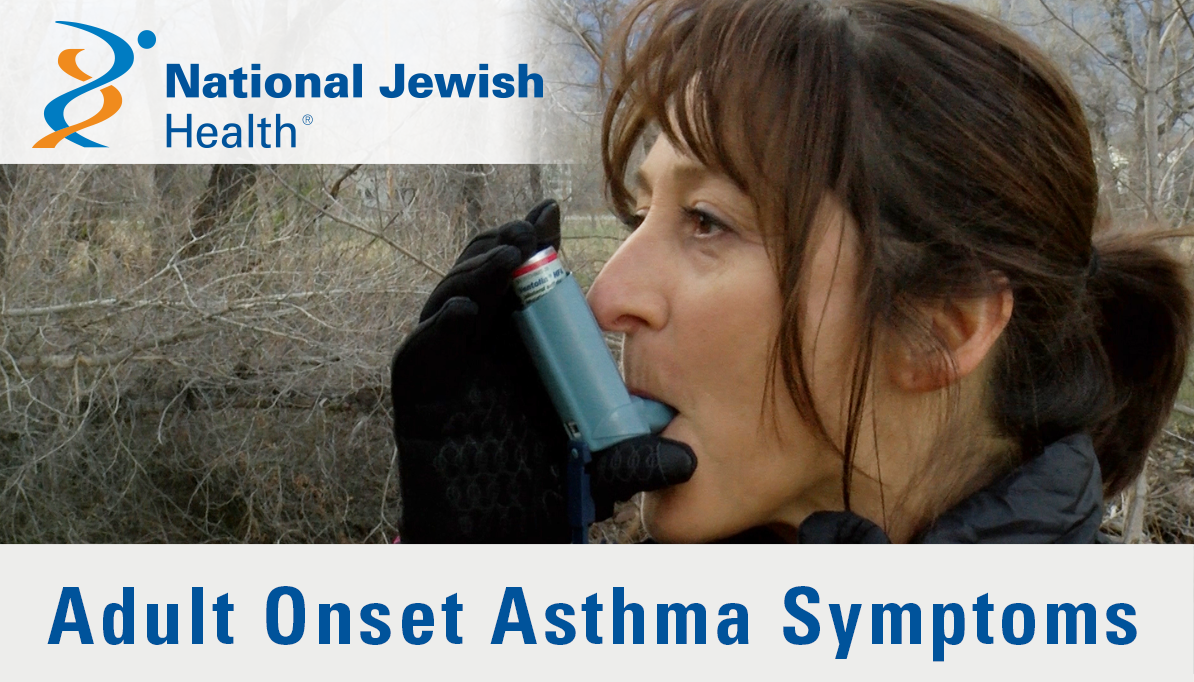 Warning Signs of Adult Onset Asthma
