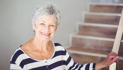 Osteoporosis and preventing falls.