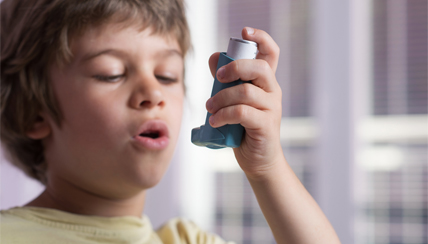 Depending on the severity of your child's asthma, medications can be taken on an as-needed basis or regularly to prevent or decrease breathing difficulty.