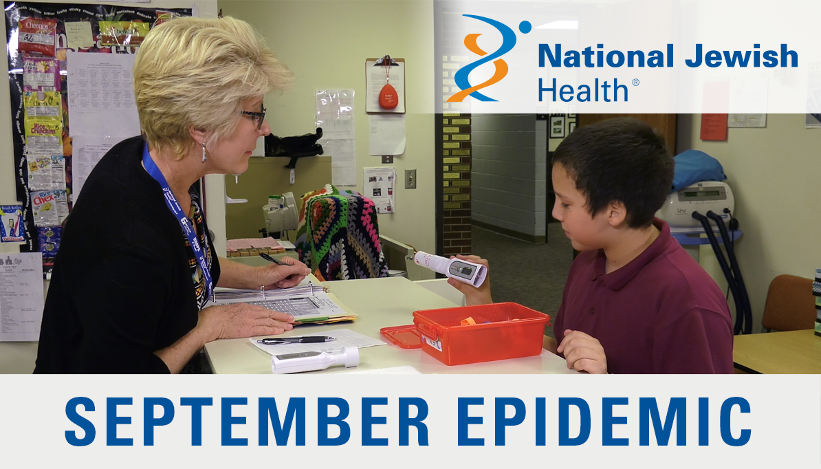 Protect Your Child Against the September Epidemic