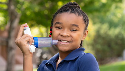 African American Children Respond Differently to Asthma Medications