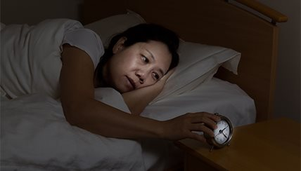 Alternative Treatment for Insomnia in Adults