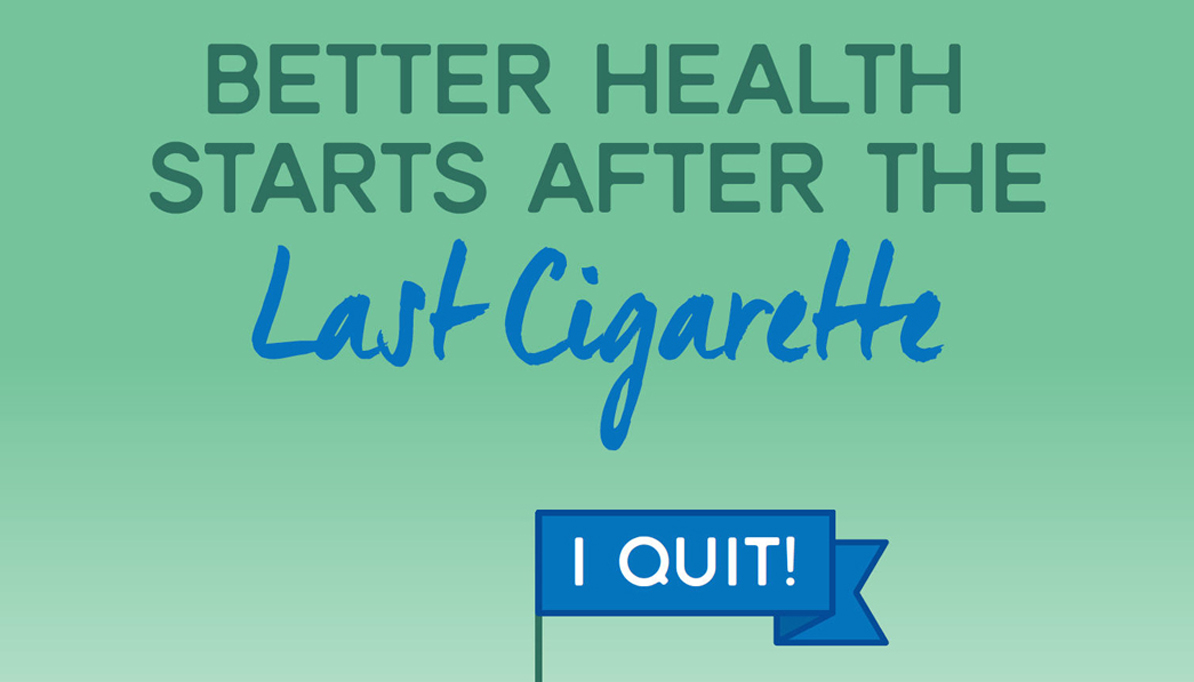 Better Health Starts After the Last Cigarette