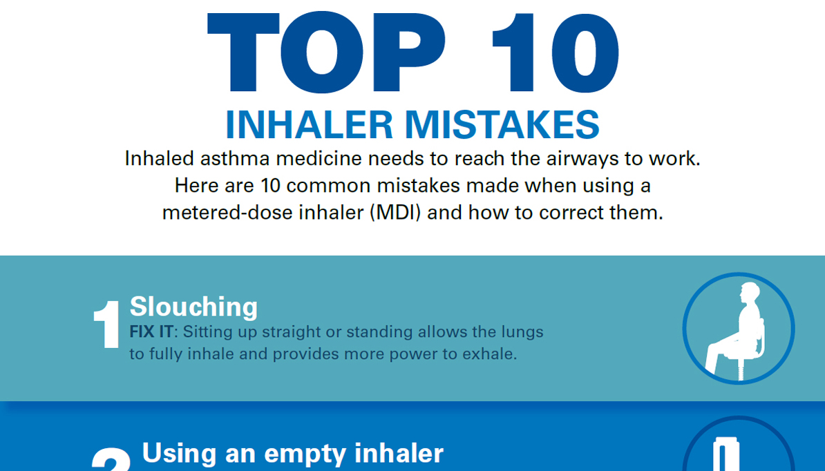 10 Tips for Healthy Living With COPD