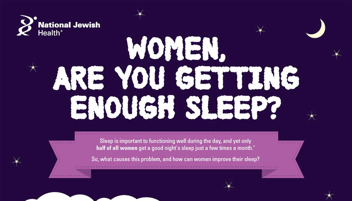 Women Are You Getting Enough Sleep?