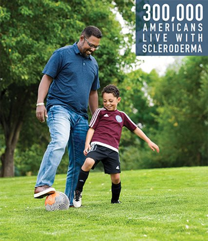 Successful treatment of David Espinosa's scleroderma inspired a return to National Jewish Health when 8-year-old Remy developed frightening episodes of breathlessness.