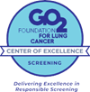 GO2 Foundation for Lung Cancer Screening Center of Excellence Award