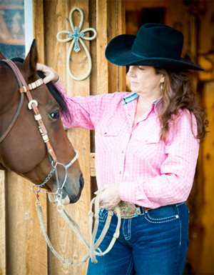 When breathing difficulties forced Nancy Deans to her knees, she had to give up her passion, barrel racing. Pulmonologist Don Rollins, MD, and his colleagues got Nancy back in the saddle.