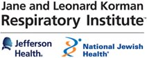 Jane and Leonard Korman Respiratory Institute — Jefferson Health and National Jewish Health