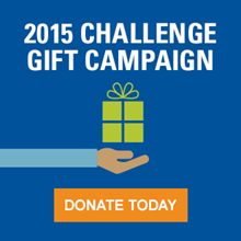 2015 Challenge Gift Campaign